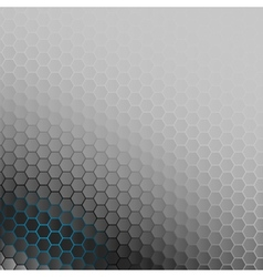 Abstract background with blue backlight vector image vector image
