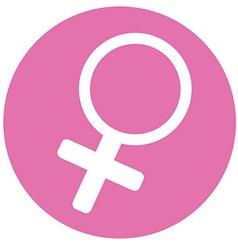 Gender icon vector