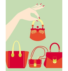Bag issue vector