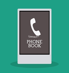 Phone design vector