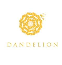 concept dandelion vector image