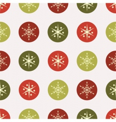 Christmas vintage paper vector