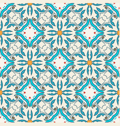 Seamless texture beautiful colored pattern vector