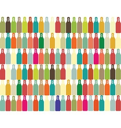 Background Alcohol Banner vector image vector image