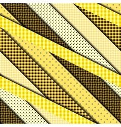 Diagonal strips pattern vector