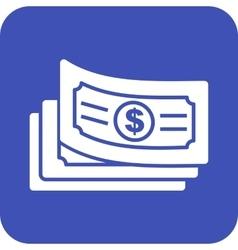 Dollar currency vector