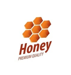 Honey logo vector