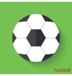 football element design vector image