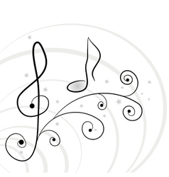 Music background a illuustration vector