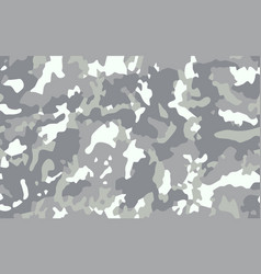 snow camouflage texture graphic background vector image