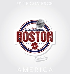 Boston vector
