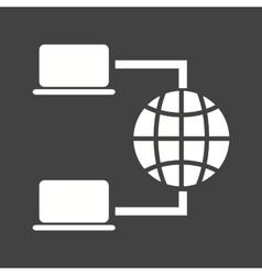 Internet connectivity vector