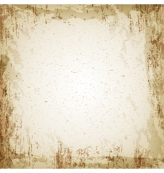 Grunge vintage paper texture background vector