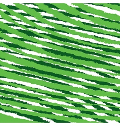 abstract green zig-zag strip stock vector image