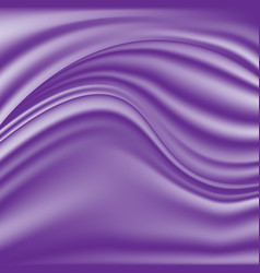 abstract background luxury blue cloth or liquid vector image