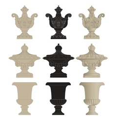 Urns1 vector image