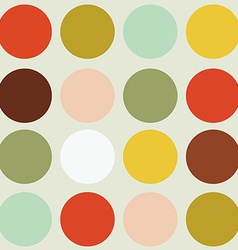 Scandinavian geometric modern seamless pattern vector