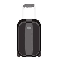 Travel suitcase theme design icon vector image
