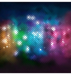 Abstract mozaic background vector image