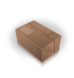 Wrap box vector