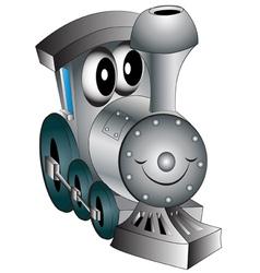 Steam engine vector