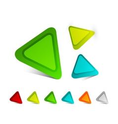 Modern icon vector