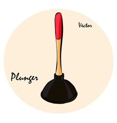 Plumbing Tools vector image