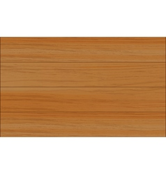 A wooden tile vector image vector image