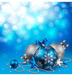 Christmas background vector