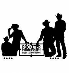 Rocketeer vector