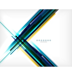 Unusual abstract background - thin straight lines vector image vector image