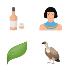Alcohol ecology and other web icon in cartoon vector