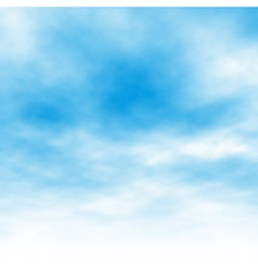 Cloud background vector