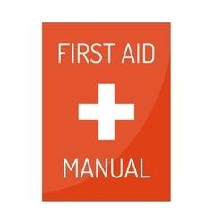 first aid kit box medical vector image