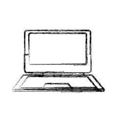 Laptop device technology wireless image vector