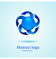 Logo design element vector