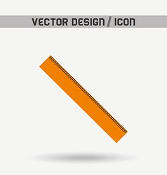 Rule icon design vector