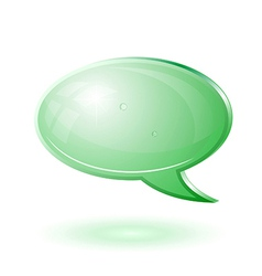 chat icon vector image