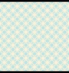 Creative retro flora design pattern background vec vector