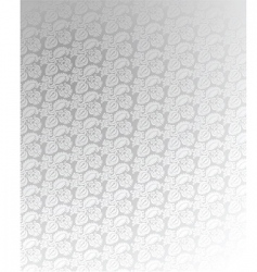 silver background vector image