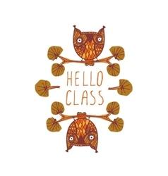 Hello class vector