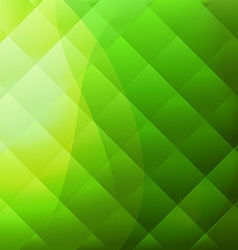 Colorful Green Background vector image