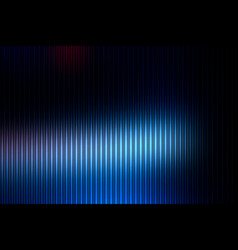 Deep and pale blue abstract with light lines vector