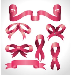Ribbon digital design vector