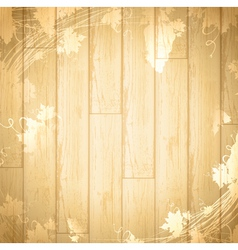 Vintage winemaking wooden background vector