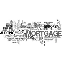 Are homeowners due a refund text word cloud vector