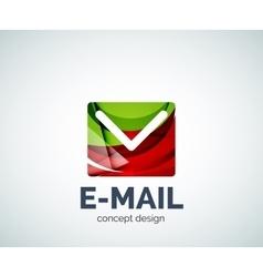E-mail logo business branding icon vector