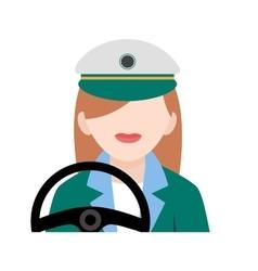 Driver female vector