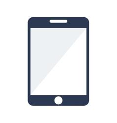 Smartphone technology digital virtual icon design vector