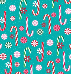 Christmas candy vector